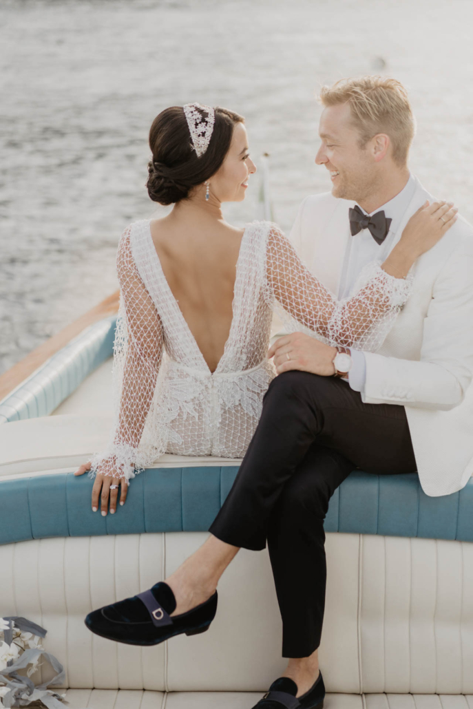 Wave upon wave: a shimmering wedding in Positano :: 78