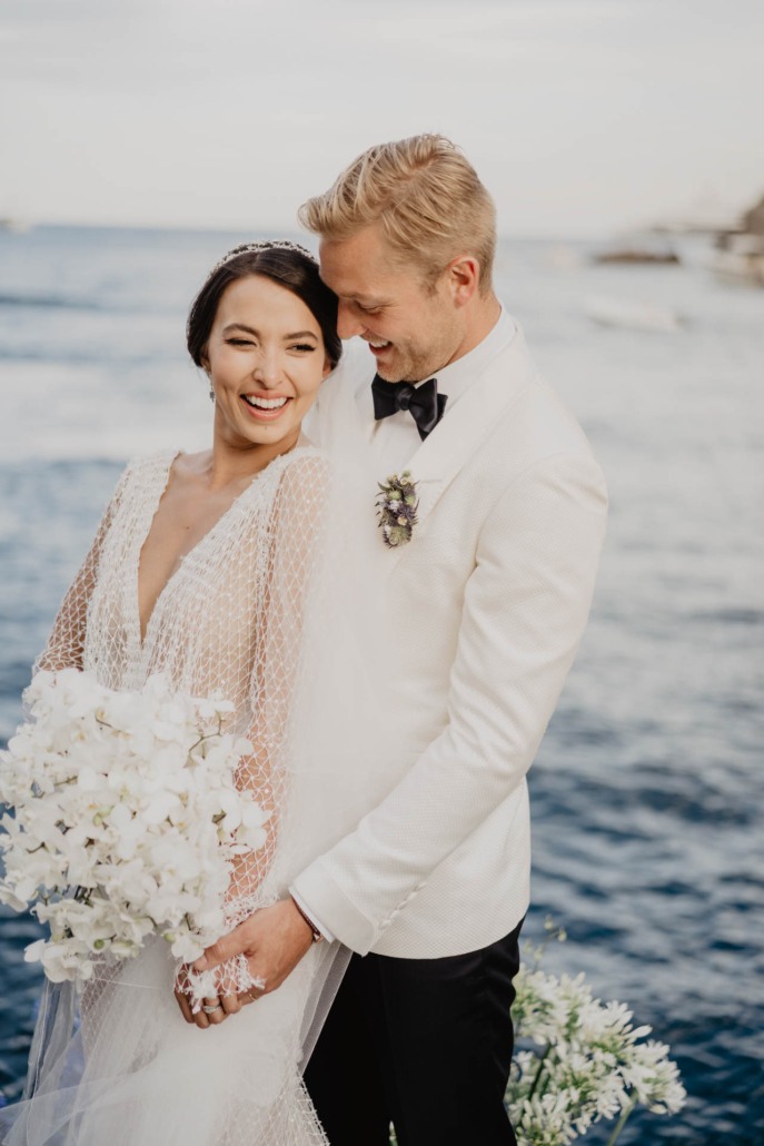 Wave upon wave: a shimmering wedding in Positano :: 80