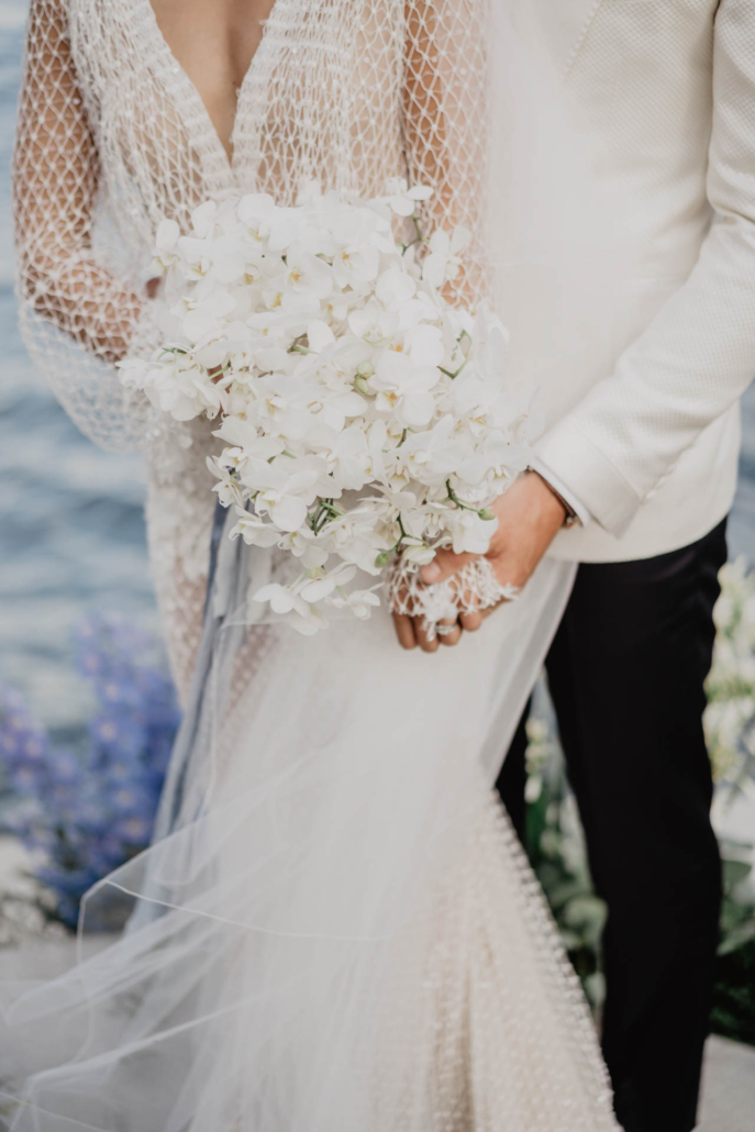 Wave upon wave: a shimmering wedding in Positano :: 81