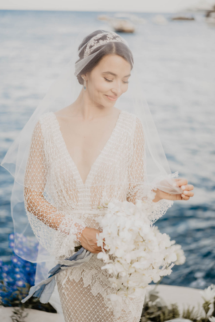 - 82 :: Wave upon wave: a shimmering wedding in Positano :: Luxury wedding photography - 81 ::  - 82