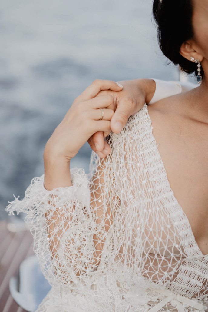 Wave upon wave: a shimmering wedding in Positano :: 83