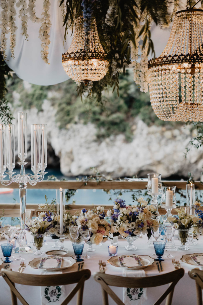 Wave upon wave: a shimmering wedding in Positano :: 84