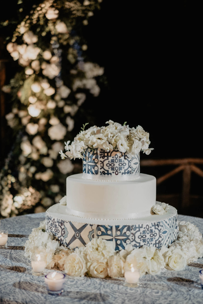 Wave upon wave: a shimmering wedding in Positano :: 91