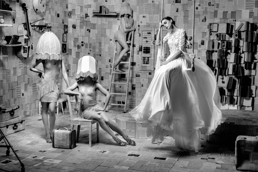 - 17 :: The white issue: the essence of a bride :: Luxury wedding photography - 16 ::  - 17