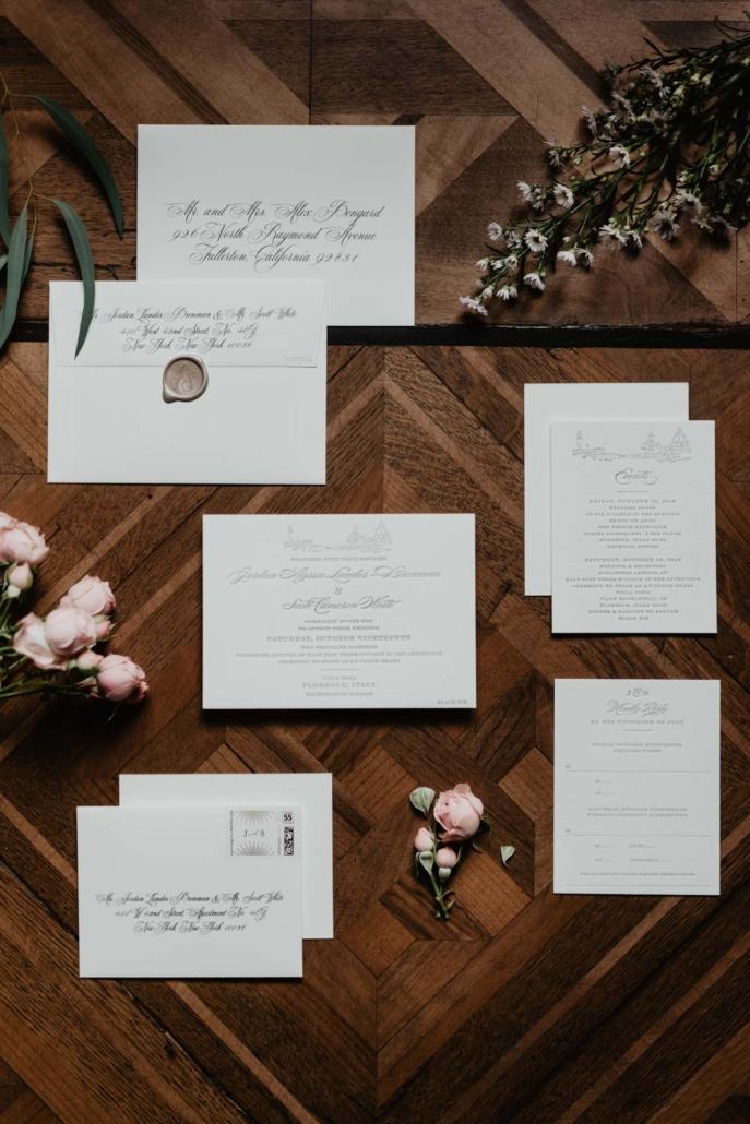 - 7 :: Wedding in Florence :: Luxury wedding photography - 6 ::  - 7