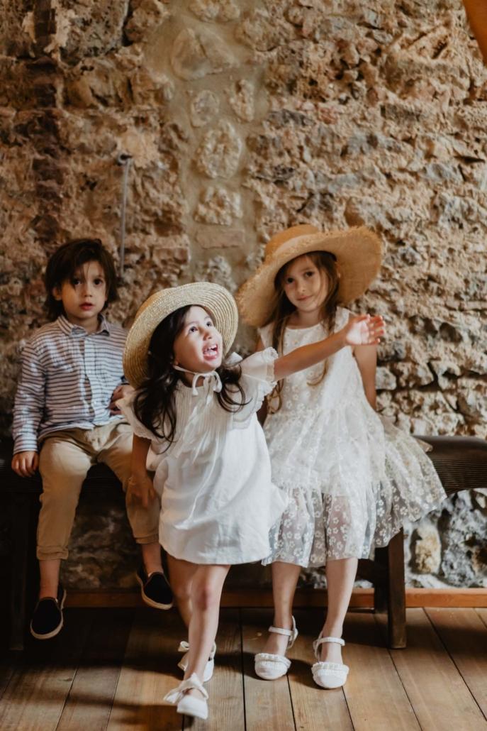 A wedding at Stomennano, blending fashion and drama :: 7