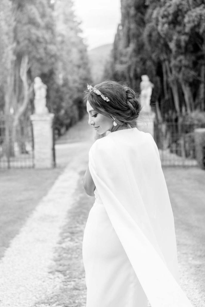 A wedding at Stomennano, blending fashion and drama :: 10