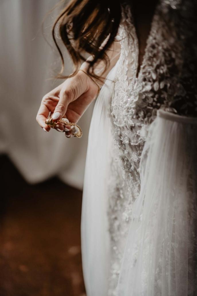 A wedding at Stomennano, blending fashion and drama :: 33