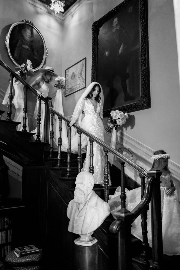 A wedding at Stomennano, blending fashion and drama :: 39