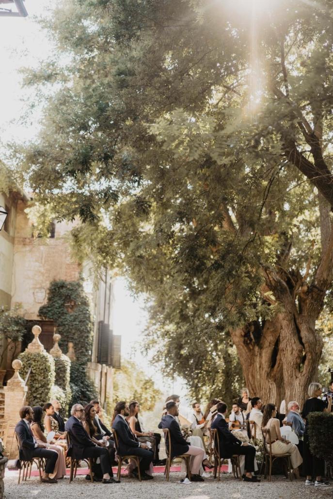 A wedding at Stomennano, blending fashion and drama :: 45