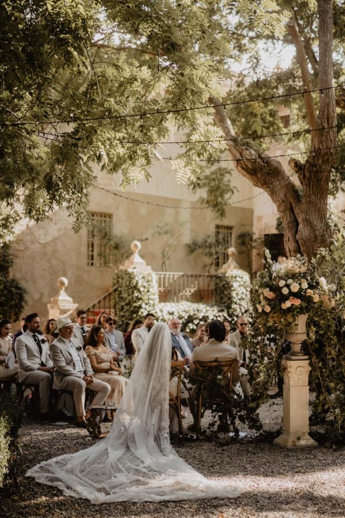 A wedding at Stomennano, blending fashion and drama :: 46