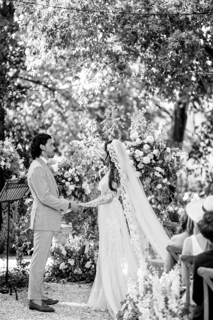 A wedding at Stomennano, blending fashion and drama :: 48
