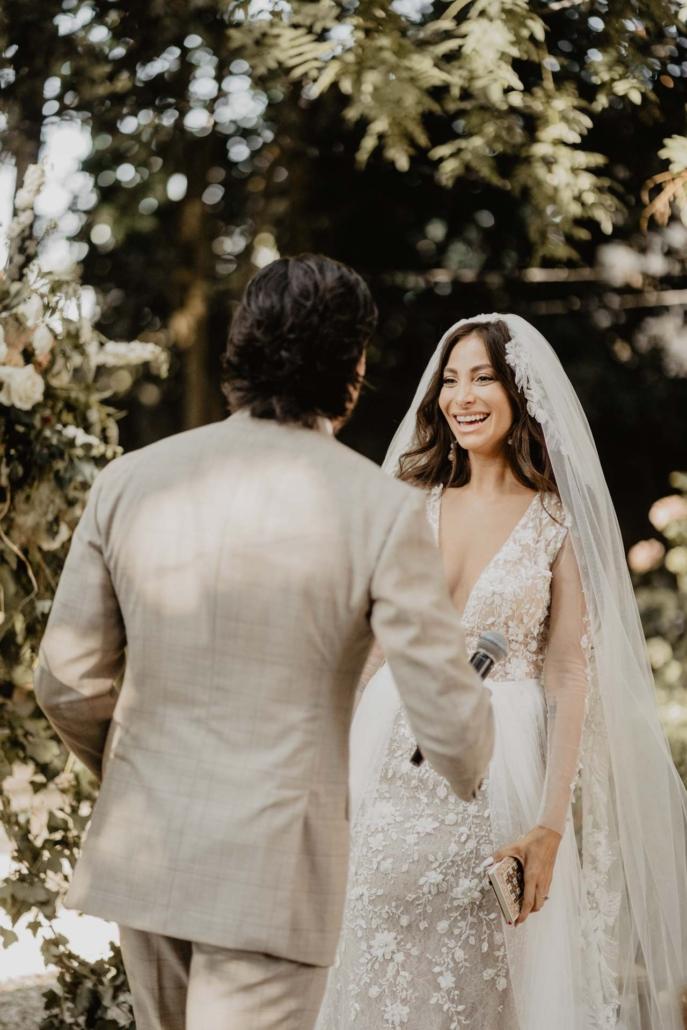 A wedding at Stomennano, blending fashion and drama :: 49