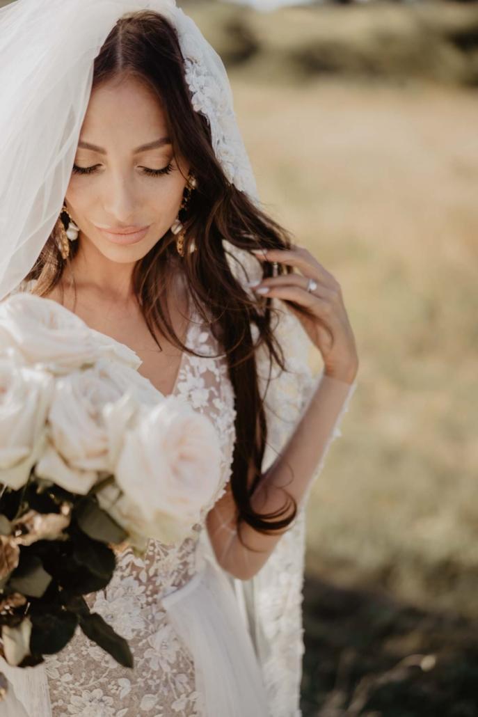 A wedding at Stomennano, blending fashion and drama :: 52