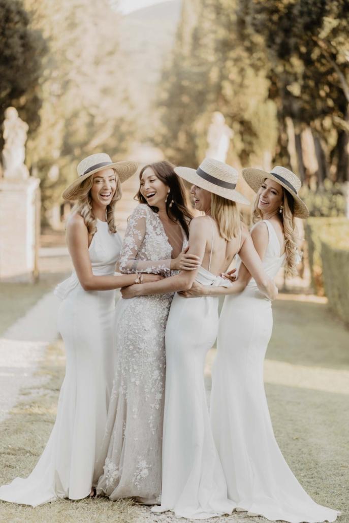 A wedding at Stomennano, blending fashion and drama :: 63