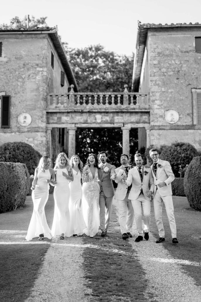 A wedding at Stomennano, blending fashion and drama :: 65