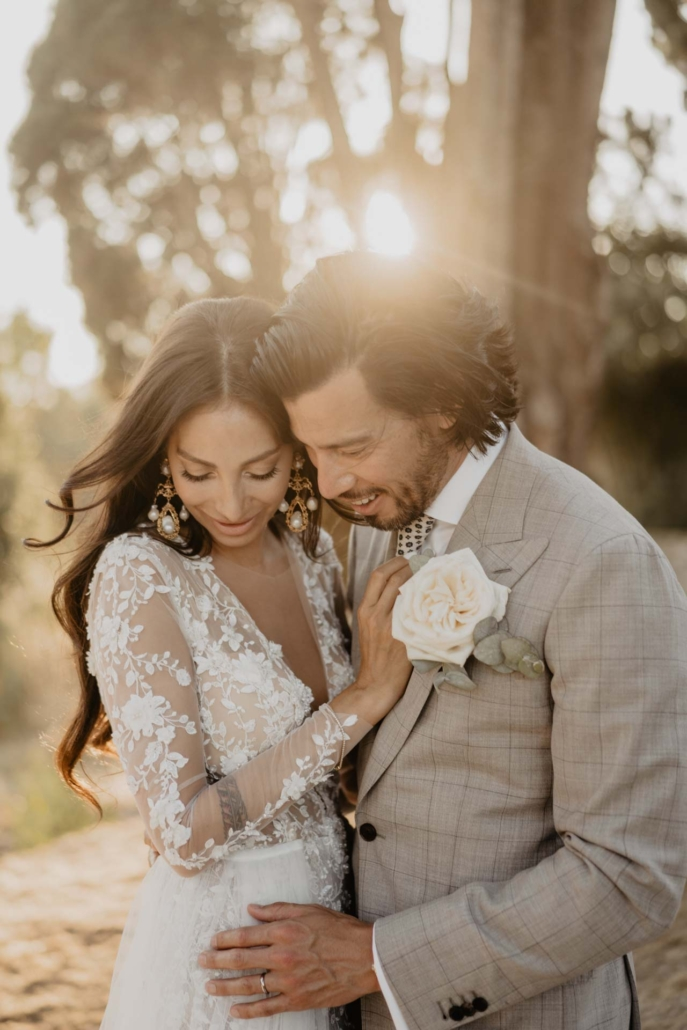 A wedding at Stomennano, blending fashion and drama :: 67