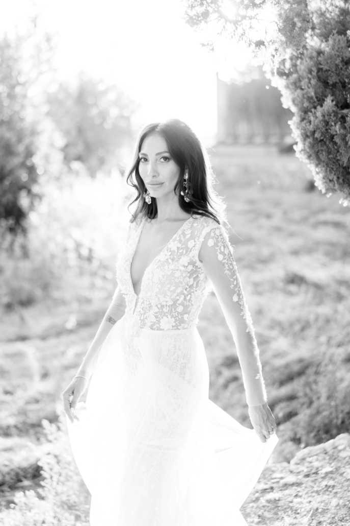 A wedding at Stomennano, blending fashion and drama :: 69