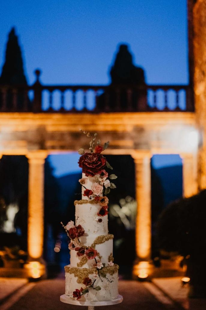A wedding at Stomennano, blending fashion and drama :: 82
