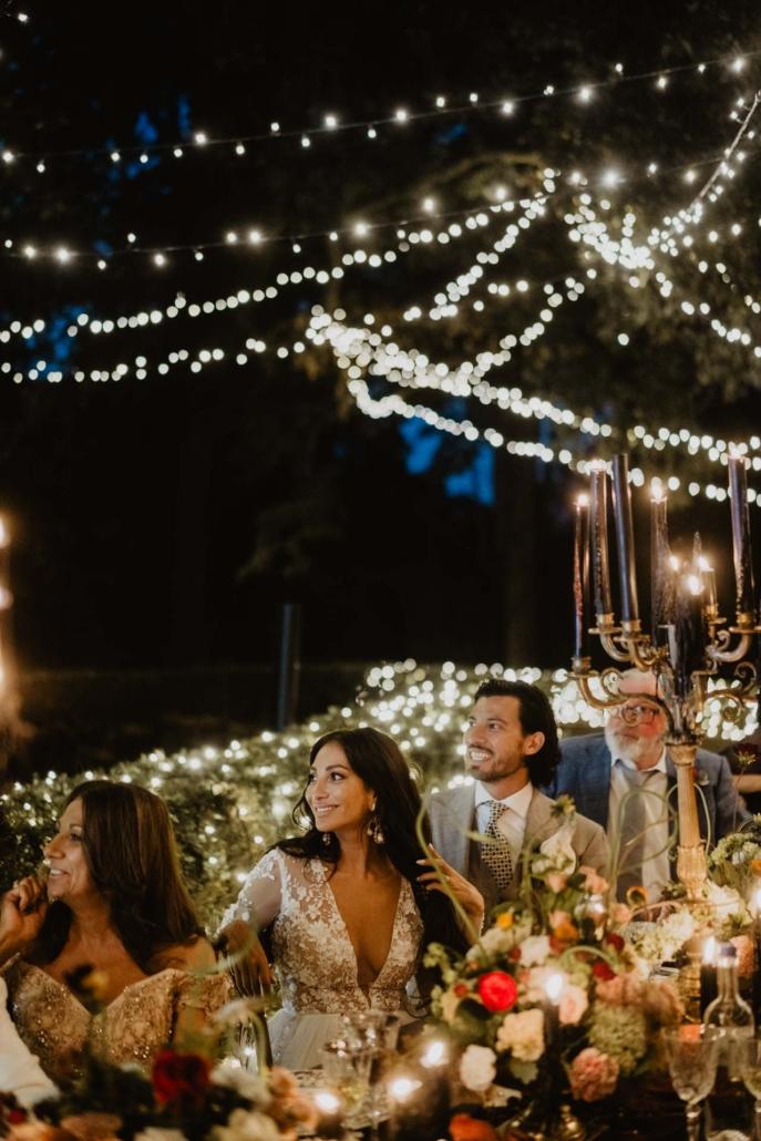 A wedding at Stomennano, blending fashion and drama :: 83