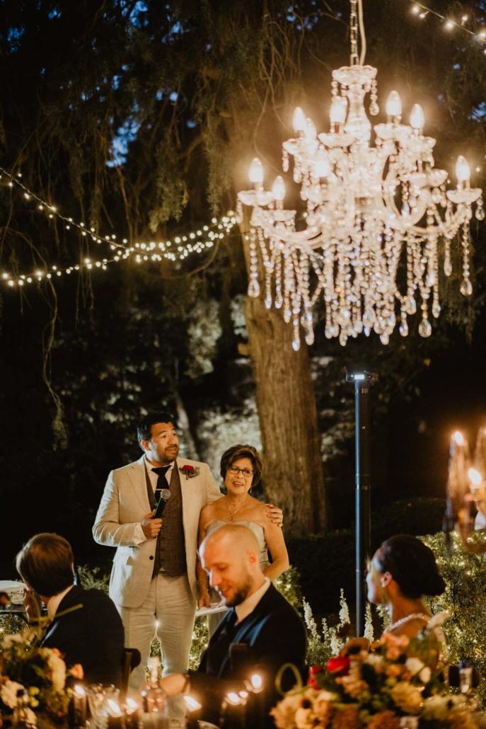 A wedding at Stomennano, blending fashion and drama :: 84