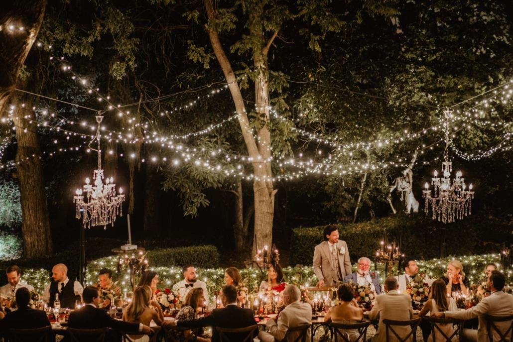 A wedding at Stomennano, blending fashion and drama :: 89
