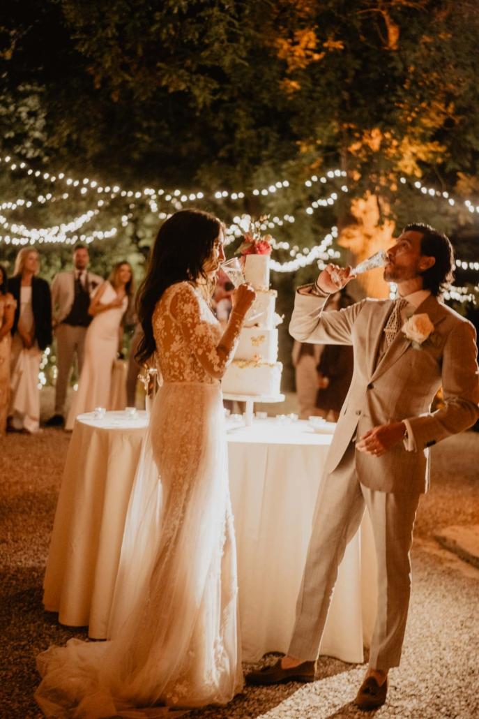 A wedding at Stomennano, blending fashion and drama :: 90
